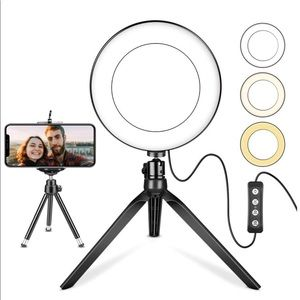 NEW LED Ring Light with Tripod